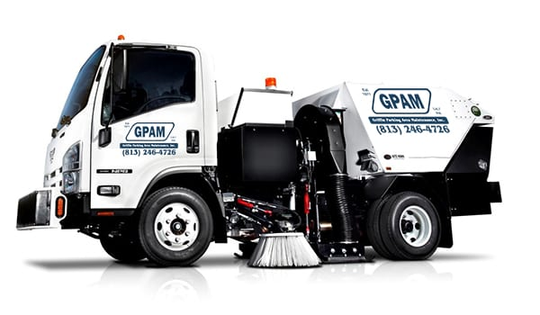 Tampa Bay Street Sweeping and Parking Lot Sweeping Specialists